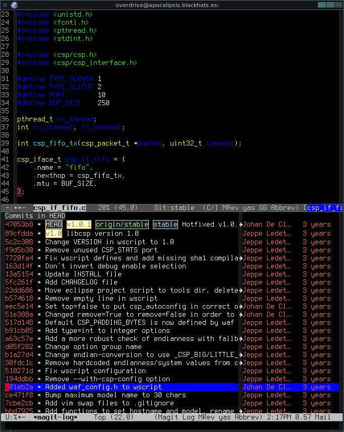 magit_summary_commits_log